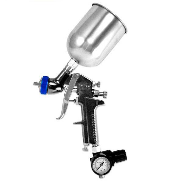 NEIKO 1.7 mm HVLP Air Spray Gun with Gauge at Sears.com